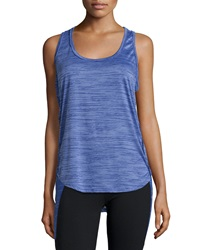 The Balance Collection Summer Breeze Singlet Tank Royal Blue