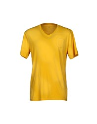Individual T Shirts Yellow