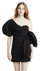 Fame And Partners The Aurora Dress Black