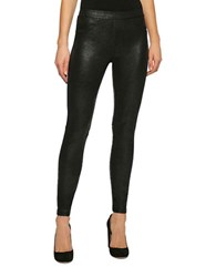 Sanctuary Textured Leggings Black