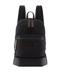 Berluti Scritto Nylon Backpack Black