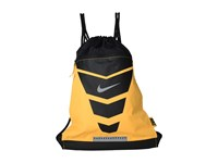 Nike Vapor Gymsack Laser Orange Black Metallic Silver Backpack Bags Yellow