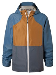 Craghoppers Men's Apex Lightweight Waterproof Jacket Ocean