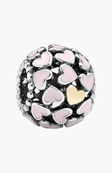 Pandora Design 'Abundance Of Love' Bead Charm Sterling Silver Enamel