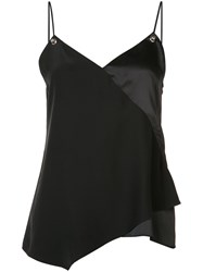 Prabal Gurung Bolted Camisole Top Black