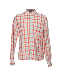 Pepe Jeans Shirts Red