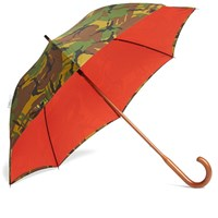 London Undercover Classic Umbrella Green