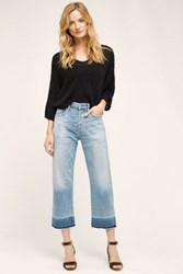 Anthropologie Citizens Of Humanity Cora Relaxed Crop Jeans Horizon