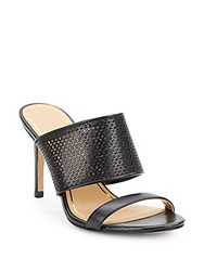 Enzo Angiolini Arianne Double Strap Sandals Natural