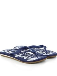 Barbour North Sea Beach Sandals Blue