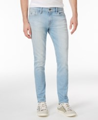 Guess Men's Slim Fit Tapered Jeans Sefh