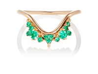 Fernando Jorge Women's Fusion Wave Small Ring Gold