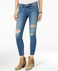 American Rag Ripped Skinny Ankle Jeans Only At Macy's Denim