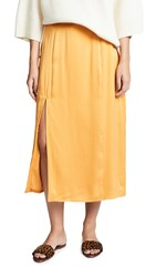 Baldwin Denim Eva Skirt Amber