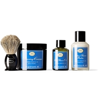 The Art Of Shaving Full Size Lavender Shaving Kit Black