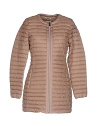 Geox Down Jackets Skin Color