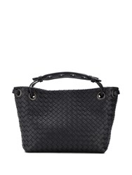 Bottega Veneta Weaved Tote Bag Black