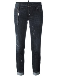 Dsquared2 Jennifer Jeans Black