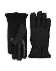 Isotoner Thermaflex Tech Gloves Black