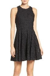 Ali And Jay Women's Lace Fit Flare Dress