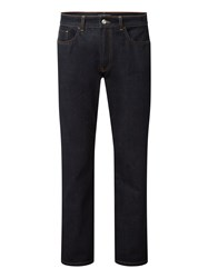 Henri Lloyd Men's Dail Denim Classic Fit Jeans Navy