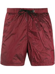 Rrd Shell Swim Shorts Red