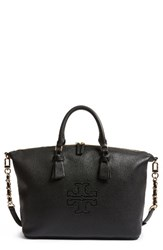 Tory Burch Harper Slouchy Leather Satchel