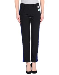 Beayukmui Casual Pants Black