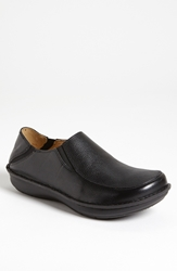 Alegria 'Schuster' Slip On Men Black Tumble