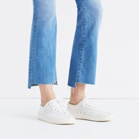 Madewell Tall Cali Demi Boot Jeans Step Hem Edition Kingwood Wash