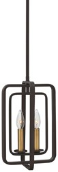 Hinkley Quentin Chandeliers 4813Kz Small Black