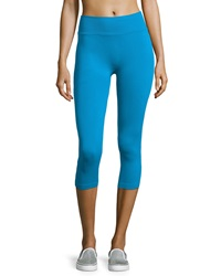 Yummie Tummie Gabby Capri Leggings Methyl Blue
