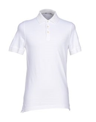 9.2 By Carlo Chionna Polo Shirts Grey