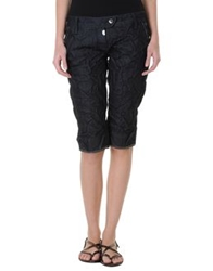 Timezone Denim Bermudas Blue