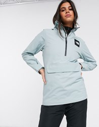 The North Face Tanager Jacket In Blue
