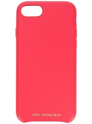 Anya Hindmarch 115032 Lollipop Iphone 7 8 Pink And Purple