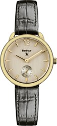 Barbour Bb035gdbk Ladies Strap Watch