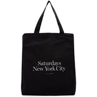 Saturdays Surf Nyc Black Miller Standard Tote