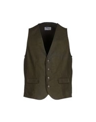Camo Vests Military Green
