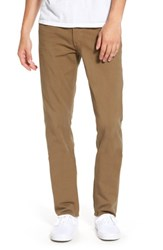 Citizens Of Humanity Men's Bowery Slim Fit Jeans Wheat Khaki