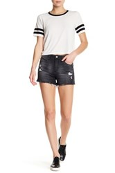 Articles Of Society Stevie Distressed Short Black