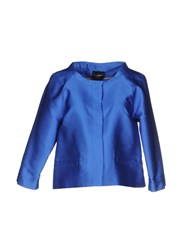 Atos Lombardini Suits And Jackets Blazers Women Blue