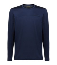 Peak Performance Bailey Long Sleeve T Shirt Male Navy