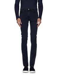Fifty Four Trousers Casual Trousers Men Dark Blue