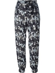 Kenzo 'Moonmap' Trousers Black