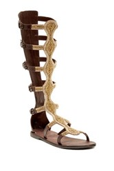 Rebels Velocity Gladiator Sandal Brown