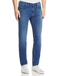 Hugo 131 Super Slim Fit Jeans In Bright Blue 100 Bloomingdale's Exclusive