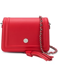 Marc Ellis Noah Crossbody Bag Red