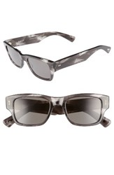 Salt Men's Nielsen 51Mm Polarized Sunglasses Cold Grey
