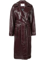 Camilla And Marc Roberta Trench Brown